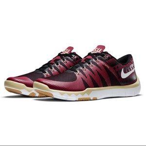5273f4d6da0fa Nike FSU Florida State Seminoles Men s Shoes 9.5